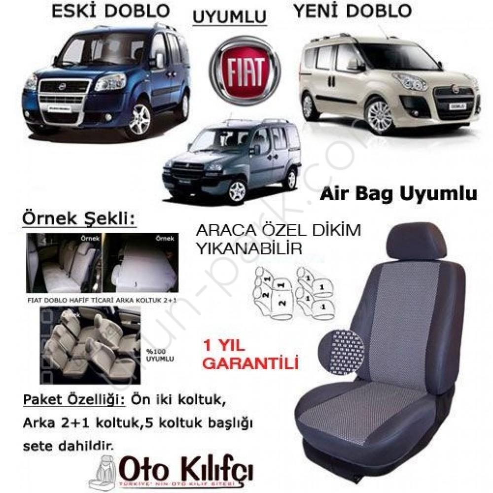 Fiat Doblo Koltuk Kilifi Seti Araca Ozel Dikim 1 Kalite Urun Park Oto Aksesuar Istanbul Oto Koltuk Kilifi Oto Paspas Bagaj Havuz Urunleri