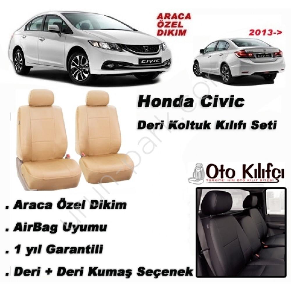 Honda Civic Deri Koltuk Kilifi Civic Koltuk Kilifi Deri Kilif Urun Park Oto Aksesuar Istanbul Oto Koltuk Kilifi Oto Paspas Bagaj Havuz Urunleri