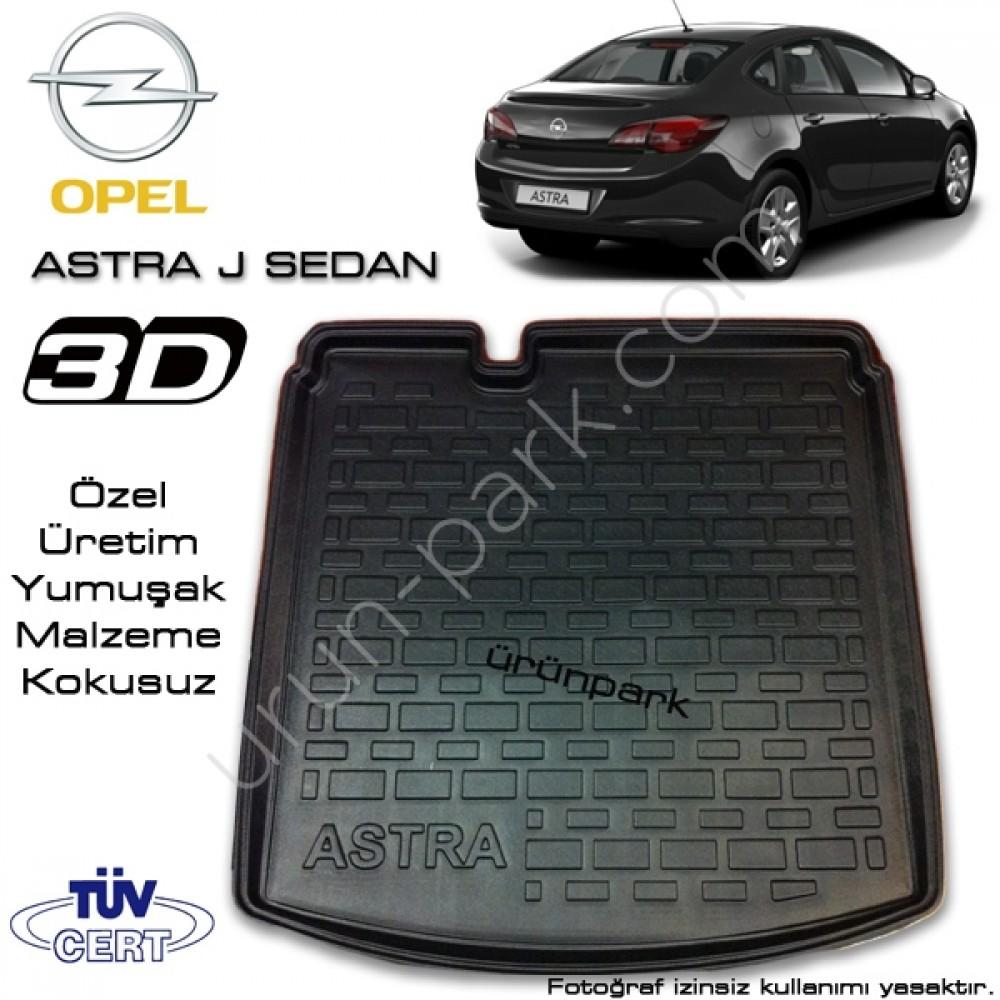Opel-Astra J: aracın özellikleri
