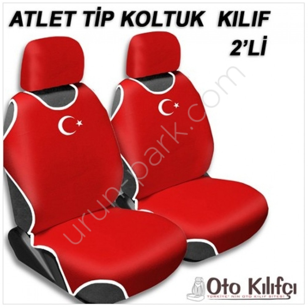 Oto Koltuk Kilifi Atlet Model Turk Bayrakli Urun Park Oto Aksesuar Istanbul Oto Koltuk Kilifi Oto Paspas Bagaj Havuz Urunleri