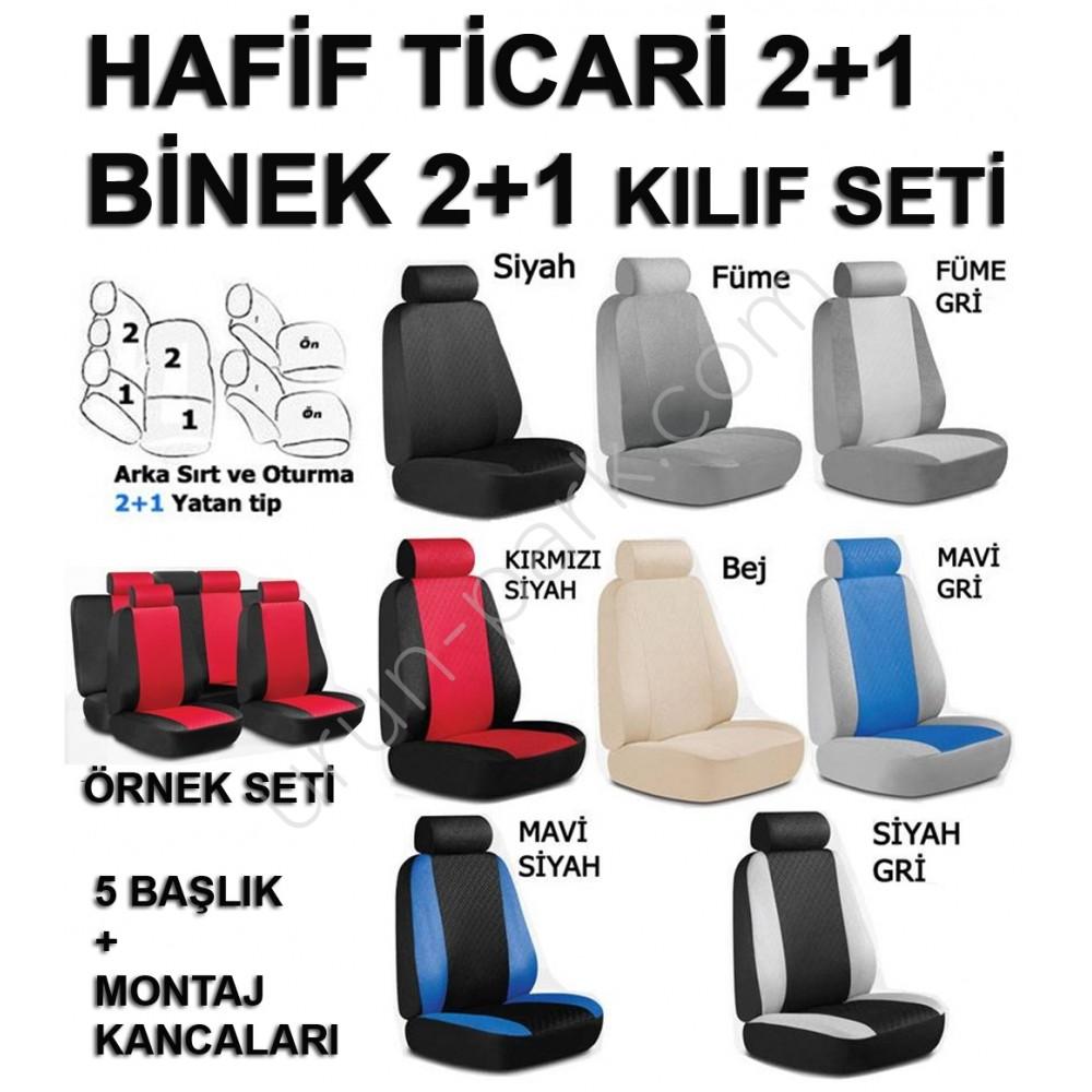 Oto Koltuk Kilifi Seti Hafif Ticari 2 1 Oto Kilif 10 Renk Urun Park Oto Aksesuar Istanbul Oto Koltuk Kilifi Oto Paspas Bagaj Havuz Urunleri