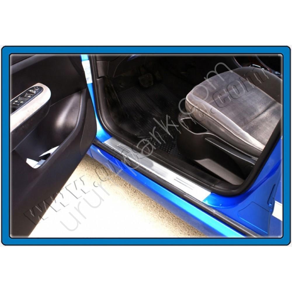 Peugeot 307 Kapi Esigi 4 Parca Paslanmaz Celik Urun Park Oto Aksesuar Istanbul Oto Koltuk Kilifi Oto Paspas Bagaj Havuz Urunleri