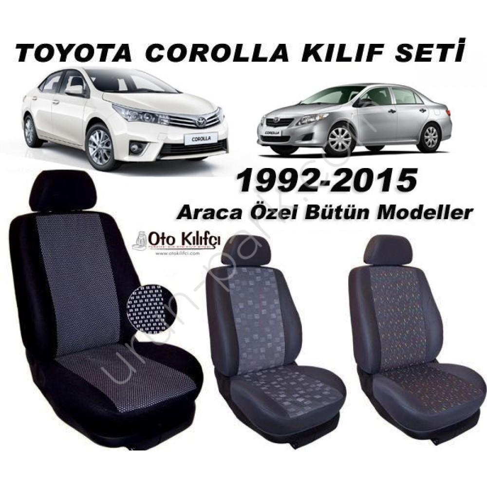 Toyota Corolla Koltuk Kilifi Corolla Kilif 1993 2015 Tum Modeller Urun Park Oto Aksesuar Istanbul Oto Koltuk Kilifi Oto Paspas Bagaj Havuz Urunleri