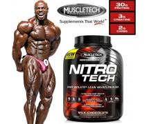 MUSCLETECH NITRO-TECH PERFORMANCE SERIES PROTEIN TOZU1.8 Kg Çilek