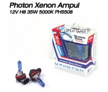 Photon Xenon Ampul 12V H8 35W 5000K PH5508