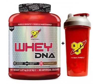 BSN DNA Series Whey Protein 1870gr