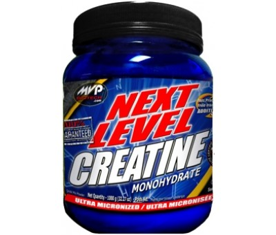 MVP Next Level Creatine Monohydrate 300 gr